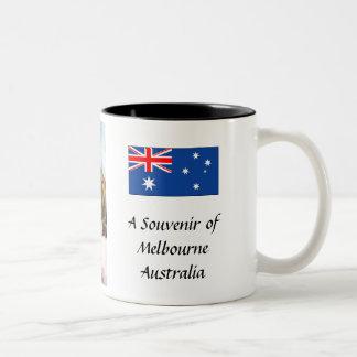 Souvenir Mug - Melbourne, Australia