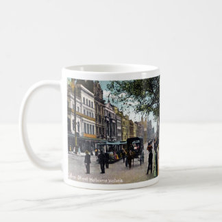Souvenir Mug - Melbourne, Victoria, Australia