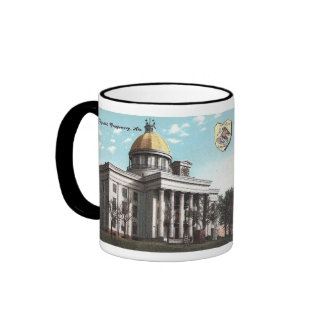Souvenir Mug - Montgomery, Alabama