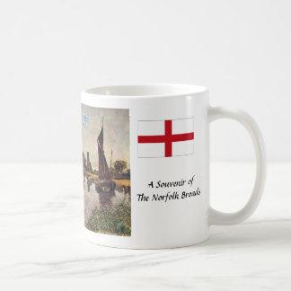 Souvenir Mug - Norfolk Broads