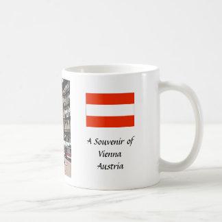 Souvenir Mug - Vienna, Austria