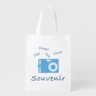 Souvenir Reusable Grocery Bag