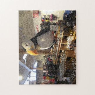 Souvenir Shop, Iceland Jigsaw Puzzle