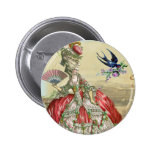 Souvenirs de Versailles 2 6 Cm Round Badge