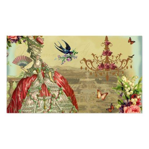 Souvenirs de Versailles Pack Of Standard Business Cards