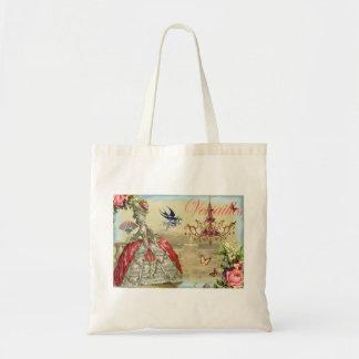 Souvenirs de Versailles Budget Tote Bag