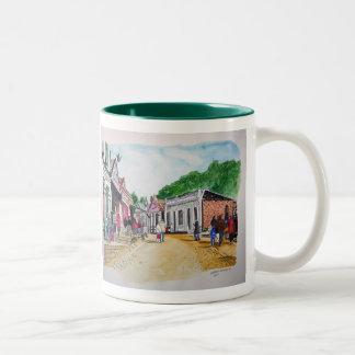 Sovereign Hill 2 Two-Tone Mug