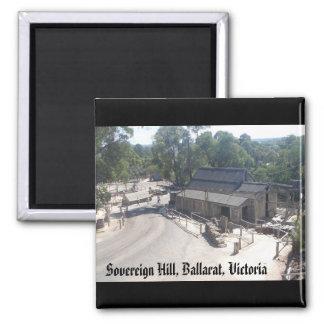 Sovereign Hill, Ballarat, Victoria magnet