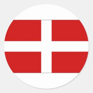 Sovereign Military Order of Malta Classic Round Sticker