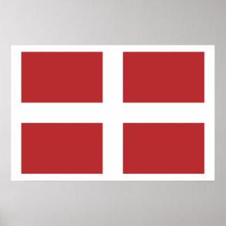 Sovereign Military Order Of Malta, Panama flag Print