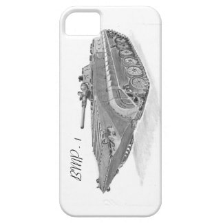 Soviet BMP-1 iphone case