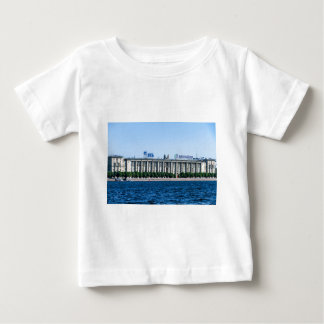 Soviet-era office building baby T-Shirt