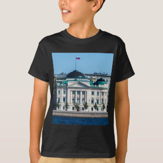Soviet-era office building T-Shirt