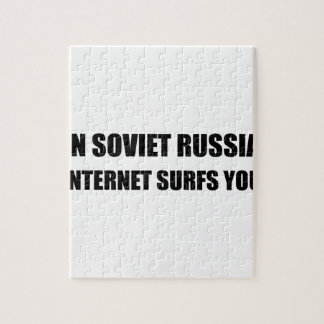 Soviet Russia Internet Surfs You Jigsaw Puzzle