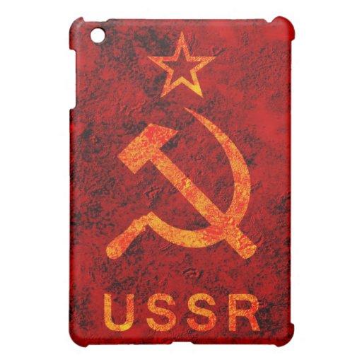 Soviet Symbol iPad Mini Cover