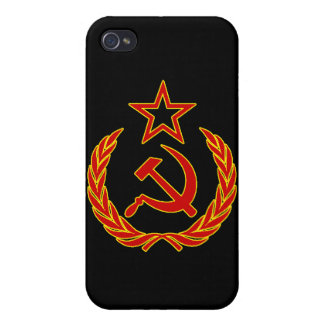 Soviet Symbol iPhone 4/4S Covers
