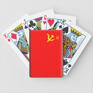 Soviet Union Bicycle Playing Cards