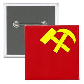 Soviet Union Button