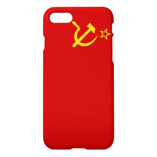 Soviet Union Flag iPhone 7 Case