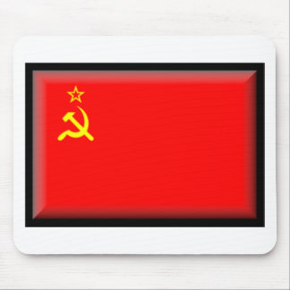 Soviet Union Flag Mouse Pad