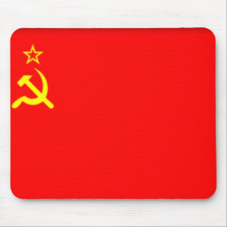 Soviet Union Flag Mousepad