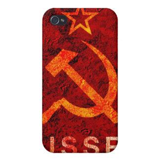 Soviet Union iPhone 4/4S Cases