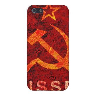 Soviet Union iPhone 5 Cases