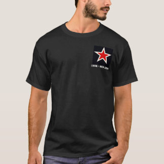 Soviet Union Red Army Coat Of Arms Tee