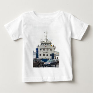 Soviet Union Ship Baby T-Shirt