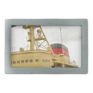 Soviet Union Ship Museum Belt Buckles
