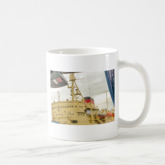 Soviet Union Ship Museum Coffee Mug