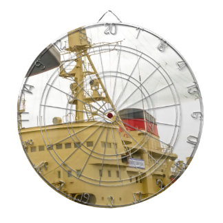 Soviet Union Ship Museum Dartboards