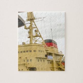 Soviet Union Ship Museum Puzzle