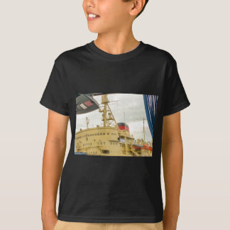 Soviet Union Ship Museum T-Shirt