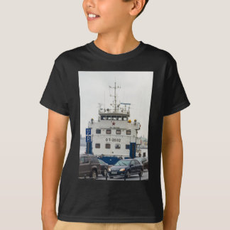 Soviet Union Ship T-Shirt
