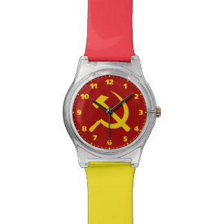 Soviet Union Symbol - Советский Союз Символ Watch