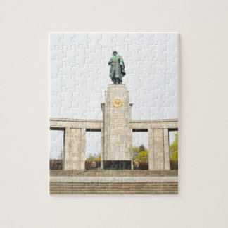 Soviet War Memorial in Berlin, Germany Puzzle
