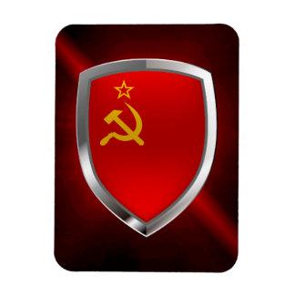 Sovietic Union Mettalic Emblem Magnet