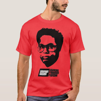 Sowell: Literary Freedom Fighter T-Shirt