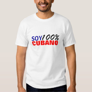 SOY CUBANO TSHIRT
