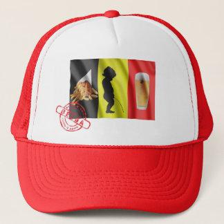 Soy de Belgica Trucker Hat
