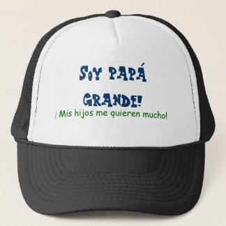 Soy Papa Grande Trucker Hat
