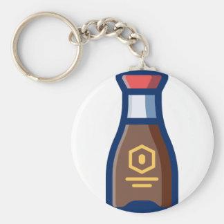 Soy Sauce Key Ring