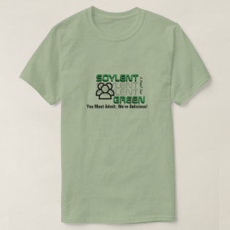 Soylent Green - A MisterP Shirt