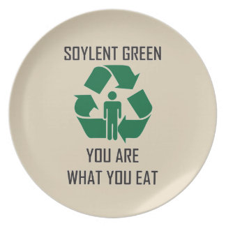Soylent Plate of Eating