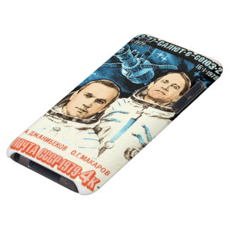 Soyuz 27 barely there iPod covers