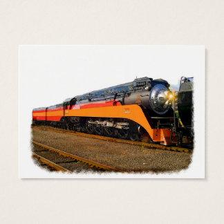 SP Steam Train Business Card