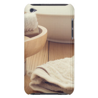 Spa and Retreat Background iPod Touch Cover