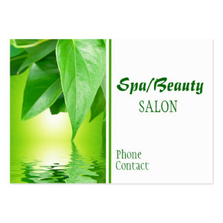 Spa/Beauty Business Card