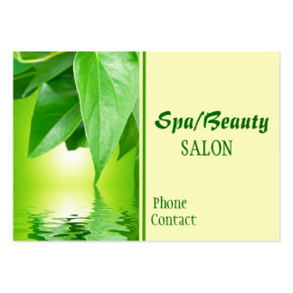 Spa/Beauty Business Card